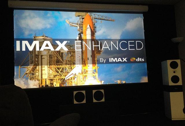画像3: ソニーブースからプロジェクター展示が消えた! しかし「IMAX Enhanced」ブースでデモを発見してひと安心。ファームウェアアップデートもあり【御法川裕三のIFA2019散策 その14】