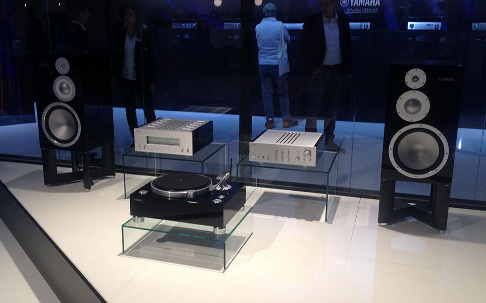 画像2: ヤマハは「プレイ、リッスン」を標榜し、オーディオ機器から楽器まで幅広く展示。企業としての奥深さをアピールした【御法川裕三のIFA2019散策 その12】