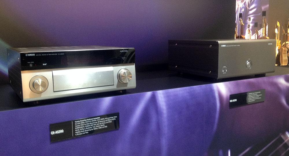 画像1: ヤマハは「プレイ、リッスン」を標榜し、オーディオ機器から楽器まで幅広く展示。企業としての奥深さをアピールした【御法川裕三のIFA2019散策 その12】
