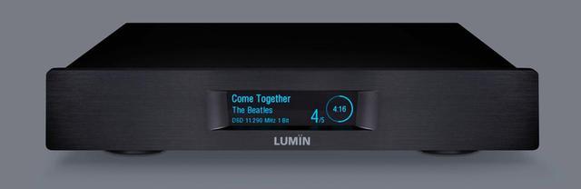 画像: ブライトーン、MQA&DSD256対応のネットワークトランスポート「LUMIN The Audiophile Network Music Transport(U1 MINI)」を発売 - Stereo Sound ONLINE