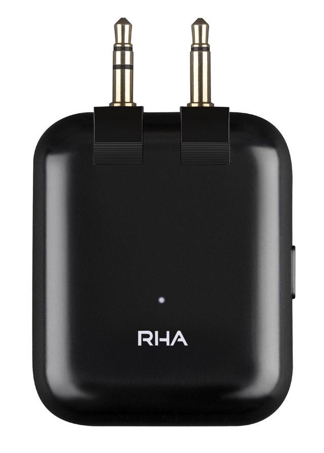 画像: RHAのBluetoothオーディオトランスミッター「Wireless Flight Adapter」