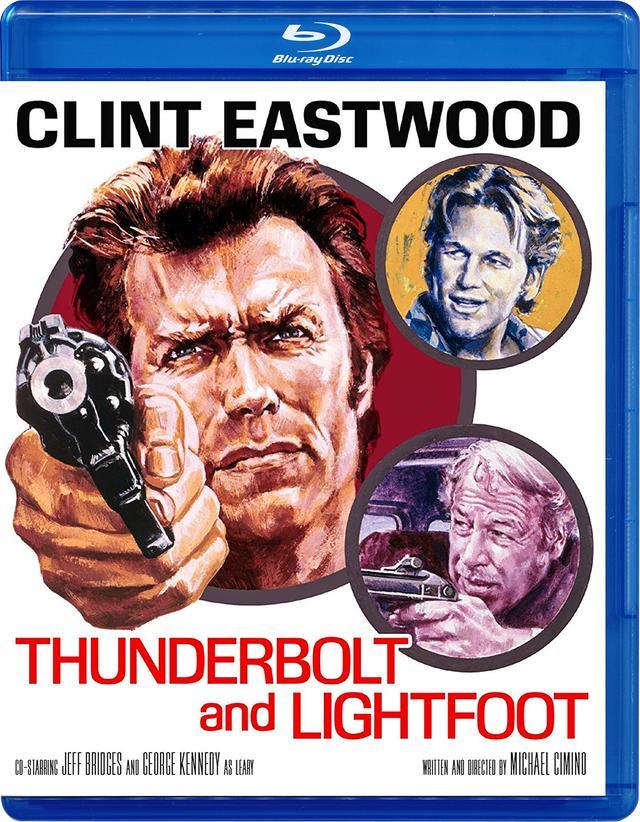 画像1: 4Kリマスターで蘇る70s犯罪アクション『サンダーボルト』『突破口!』【海外盤Blu-ray発売情報】