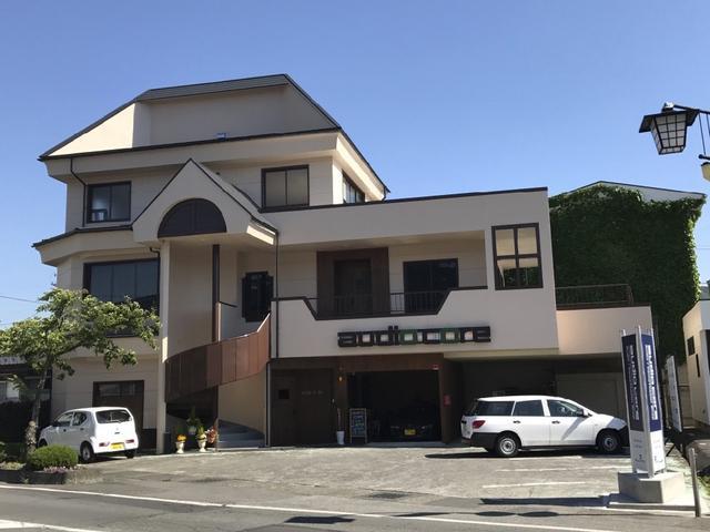 画像: 長野・上田の「オーディオコア」 駐車スペースが広いので安心だ audiocore.jp