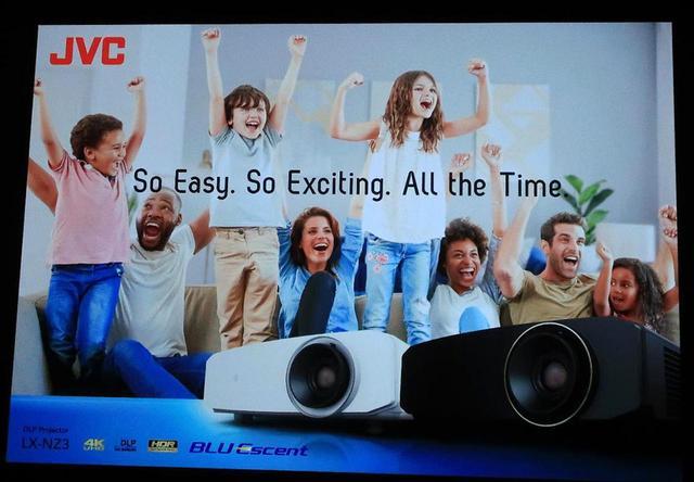 画像: 【麻倉怜士のIFAリポート2019】その5:JVCケンウッドは新DLPプロジェクターと、パナソニックとの協業成果をすべての4Kプレーヤーに拡張する「Frame Adapt HDR」をアピール