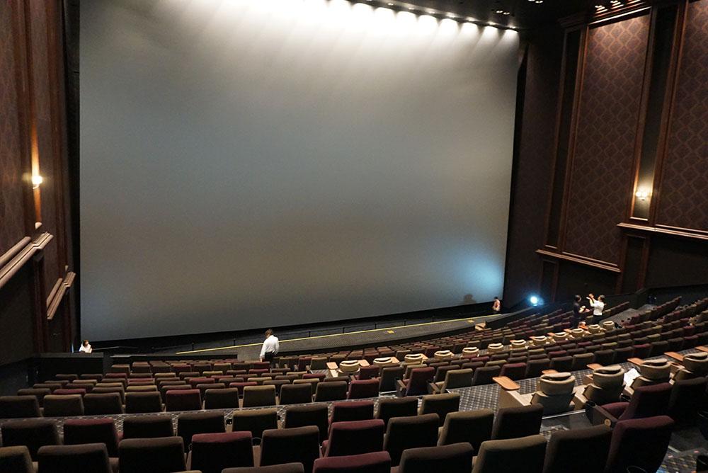 予想を遙かに上回る個性的な大劇場 池袋の グランドシネマサンシャイン が映画ファンの注目を集める秘密を支配人に聞いた Imax版 ブレードランナー ファイナル カット も絶対見るべし Stereo Sound Online