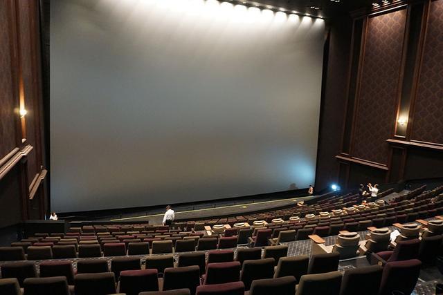画像: グランドシネマサンシャインの最上階に設けられたIMAXシアター(シアター12)