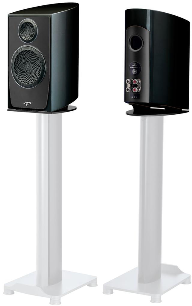 画像: パラダイム Persona B ¥1,500,000(ペア、税別) こちらは、Personaシリーズ唯一のブックシェルフ型。上の7Fと共通のベリリウム・トゥイーターを搭載し、ベリリウム振動板を採用する17.8cm径ウーファーを組み合せている pdn.co.jp