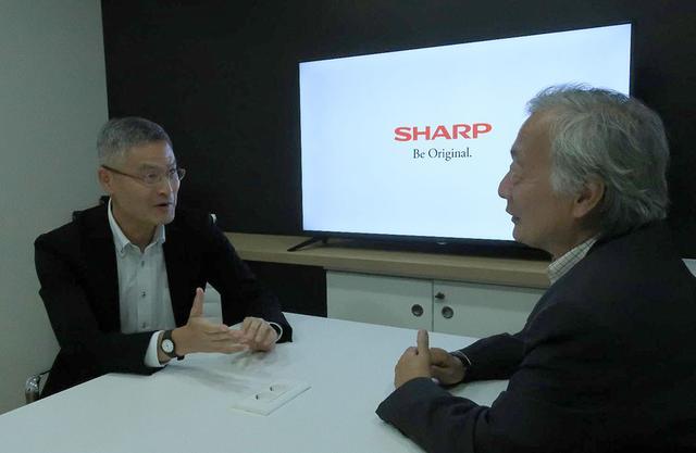 画像: 喜多村和洋・グローバルTVシステム事業本部長にインタビュー