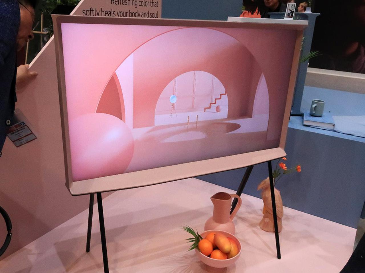 画像6: 三星電子、Samsung Electronicsのデザインテレビ「Serif」 とアートギャラリーテレビ「The Frame」