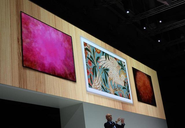 画像2: 三星電子、Samsung Electronicsのデザインテレビ「Serif」 とアートギャラリーテレビ「The Frame」