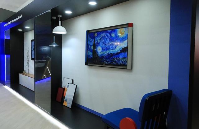 画像1: 中国の康佳集団Konkaは、OLED Unique各国対応アートテレビ