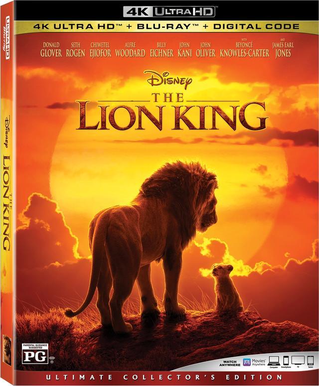 画像: フルCGで描く超実写版『ライオン・キング』【海外盤Blu-ray発売情報】