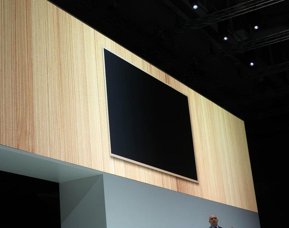 画像1: 三星電子、Samsung Electronicsのデザインテレビ「Serif」 とアートギャラリーテレビ「The Frame」