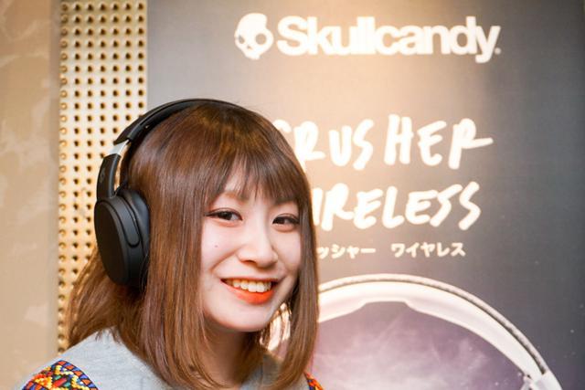 画像: SkullcandyのBluetoothヘッドホン「Crusher Wireless」が4/7発売。内蔵サブウーファーをステレオ化 | Stereo Sound ONLINE