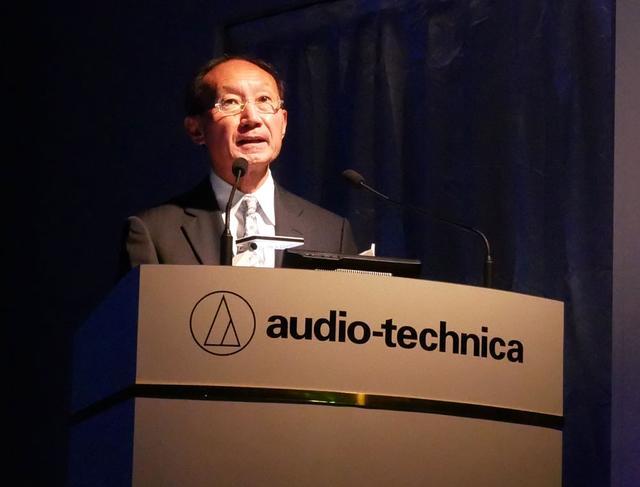 画像1: オーディオテクニカが45周年の経験と技術を活かして、今のニーズに適した製品を提供する。ウッドヘッドホンの「ATH-WP900」やノイズキャンセリングイヤホン「ATH-ANC400BT」に注目