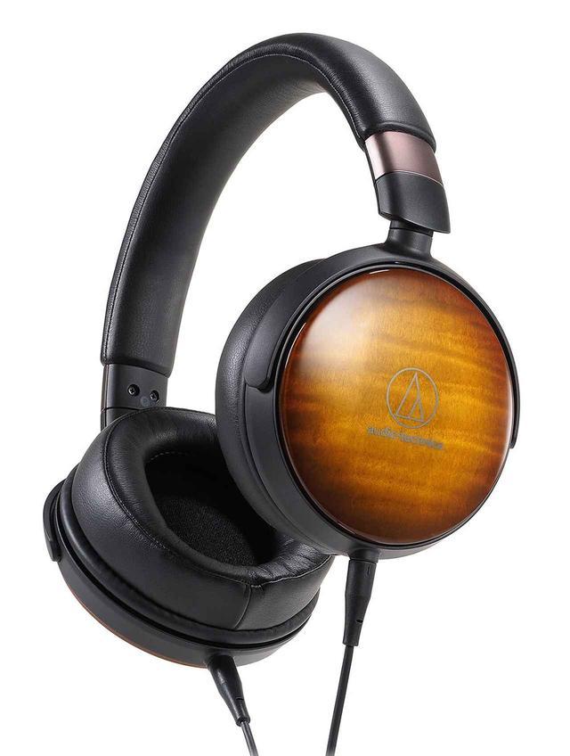 画像2: オーディオテクニカが45周年の経験と技術を活かして、今のニーズに適した製品を提供する。ウッドヘッドホンの「ATH-WP900」やノイズキャンセリングイヤホン「ATH-ANC400BT」に注目