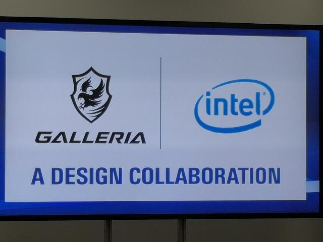 画像3: 新感覚のゲーミングPC インテルとの共同開発