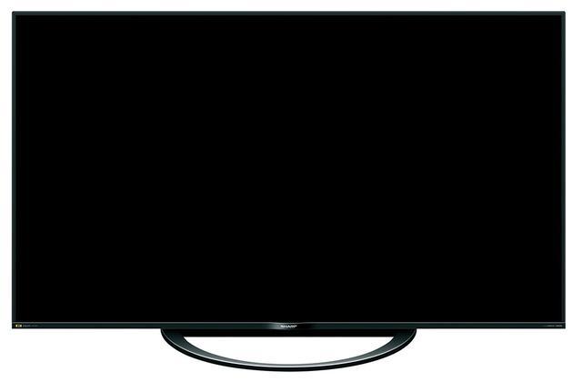画像: シャープの液晶テレビラインナップは実に豊富。写真は8Kチューナー内蔵の「AX1」シリーズ