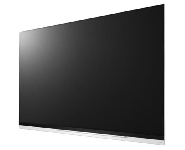 画像: LGは4種類の有機ELテレビをラインナップを準備している。写真は「E9P」シリーズ