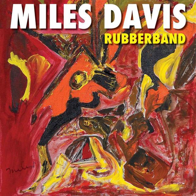 画像: Rubberband / Miles Davis