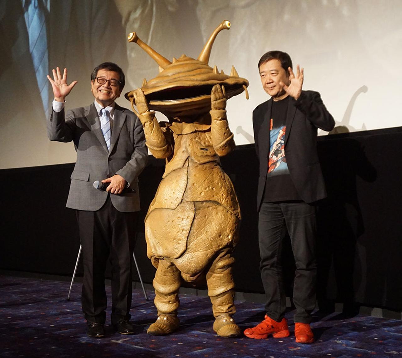 画像1: 「『カネゴンの繭』は日本最高傑作の寓話です」『ULTRAMAN ARCHIVES』Premium Theater第4弾は、不条理な世界を描き出した人気作で盛り上がった