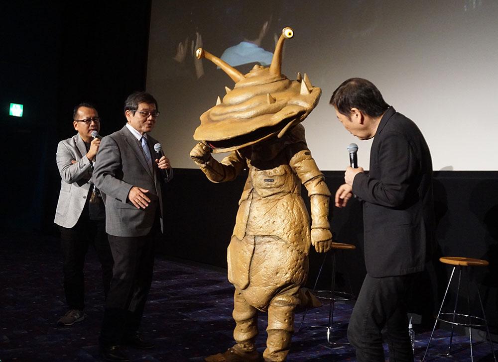 画像3: 「『カネゴンの繭』は日本最高傑作の寓話です」『ULTRAMAN ARCHIVES』Premium Theater第4弾は、不条理な世界を描き出した人気作で盛り上がった