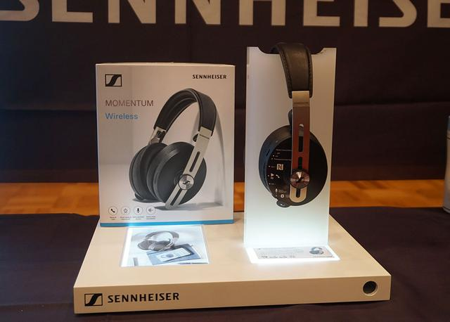 画像: ゼンハイザーのワイヤレスヘッドホン第三世代機「MOMENTUM Wireless」が9月30日に発売。快適なノイズキャンセリング機能を搭載し、市場想定価格は¥48,000前後