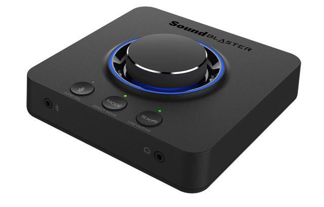 画像: USB DAC「Sound Blaster X3」