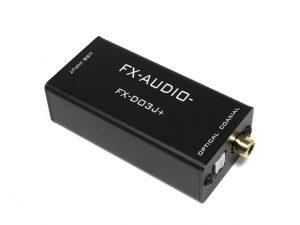 画像: ハイレゾ(最大24bit/192kHz)対応USBバスパワー駆動DDC FX-AUDIO- 『FX-D03J+』を発売 | North Flat Japan(株式会社ノースフラットジャパン公式)
