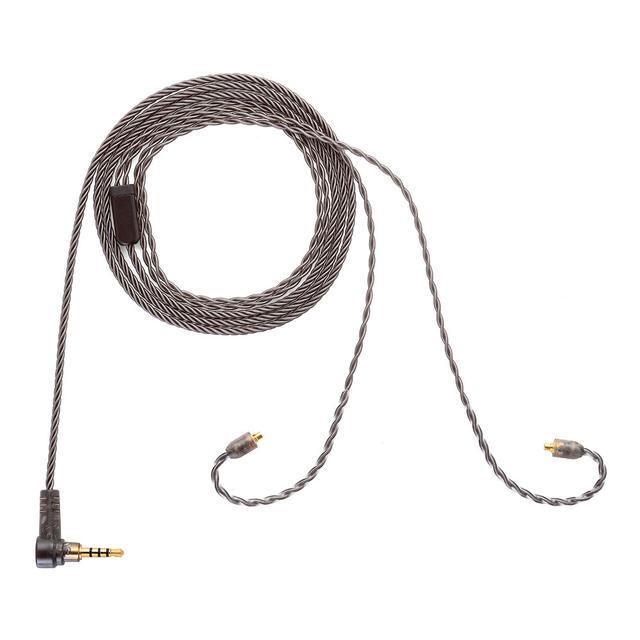 画像: Smoky Litz Cable -MMCX -2.5mm