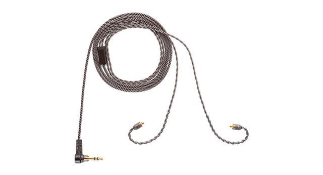 画像: Smoky Litz Cable(ALO audio)|ミックスウェーブ[Mixwave] イヤホンケーブル4導体銀メッキ銅導体