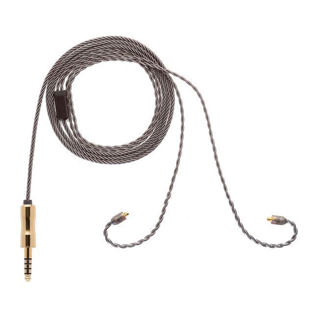 画像: Smoky Litz Cable -MMCX -4.4mm