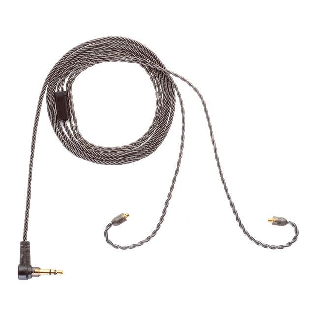 画像: Smoky Litz Cable -MMCX -3.5mm
