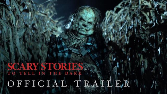 画像: SCARY STORIES TO TELL IN THE DARK - Official Trailer - HD www.youtube.com