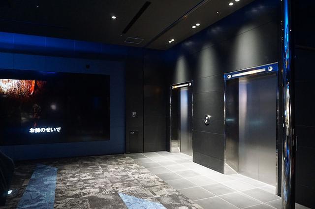 画像: エレベーターを降りた瞬間から、ドルビーシネマの世界に入っていける