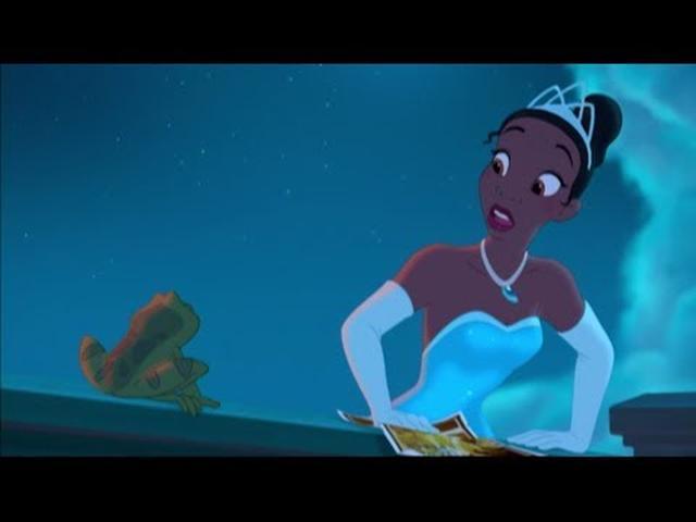 画像: 「プリンセスと魔法のキス」予告編 www.youtube.com