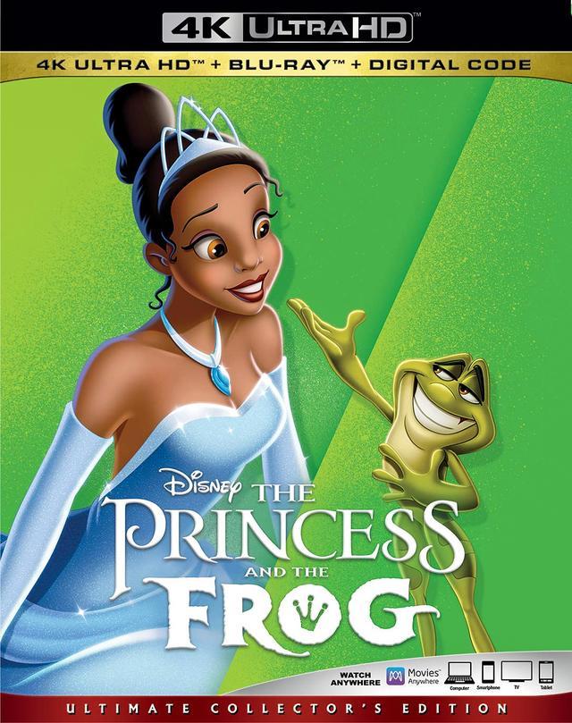 画像: THE PRINCESS AND THE FROG プリンセスと魔法のキス(2009)