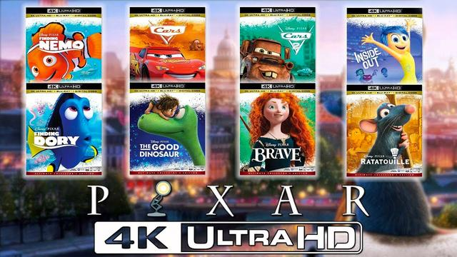 画像: BRAVE - 4K UHD BLU-RAY with DOLBY ATMOS