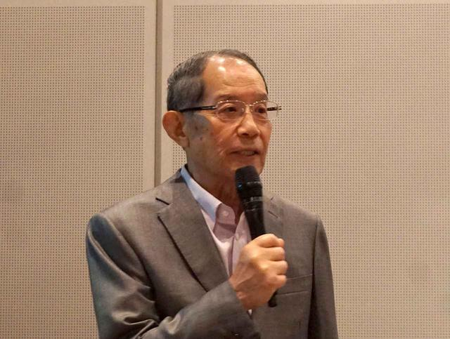 画像: 株式会社ステラ 会長でAir Force Zeroの開発責任者でもある、西川英章氏