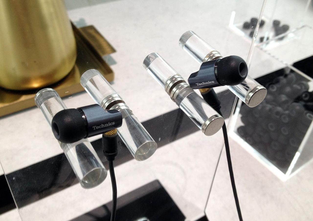 画像: テクニクスブランドで初となるイヤホン「EAH-TZ700」が登場。磁気回路の一部に磁性流体を活用し、超低域から100kHzまでをカバー【御法川裕三のIFA2019散策 その11】 - Stereo Sound ONLINE
