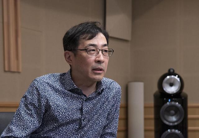 画像: デノン サウンドマネージャーの山内慎一氏。SX1 LIMITED開発時の苦労話は尽きない