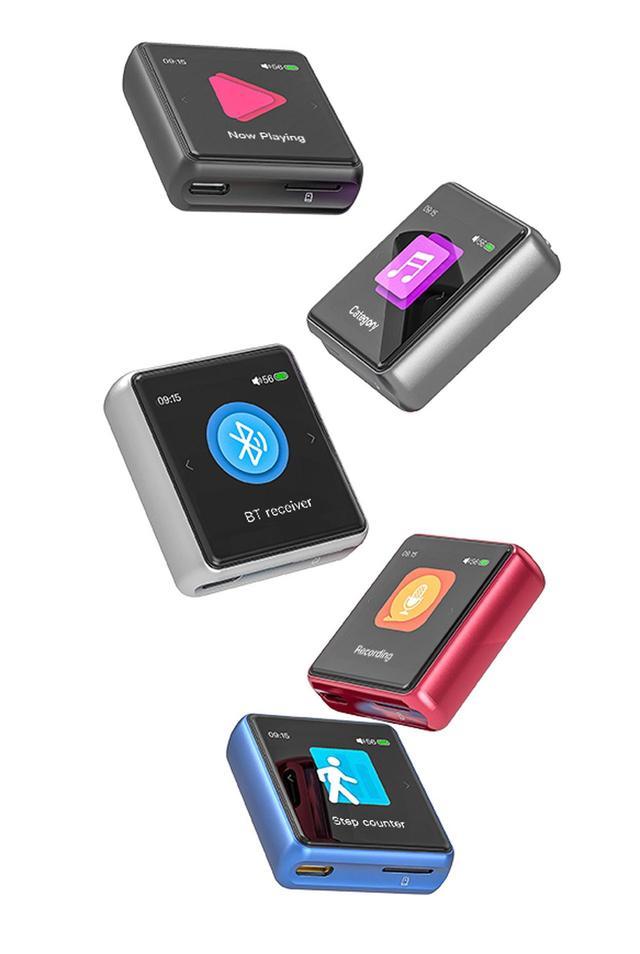 画像: FiiO、コンパクトなボディに高性能と多機能を詰め込んだDAP「M5」を発売。「AK4377」DACチップで、384kHz/32bit、DSD128のネイティブ再生が可能。Bluetoothレシーバー&トランスミッター機能にも両対応 - Stereo Sound ONLINE