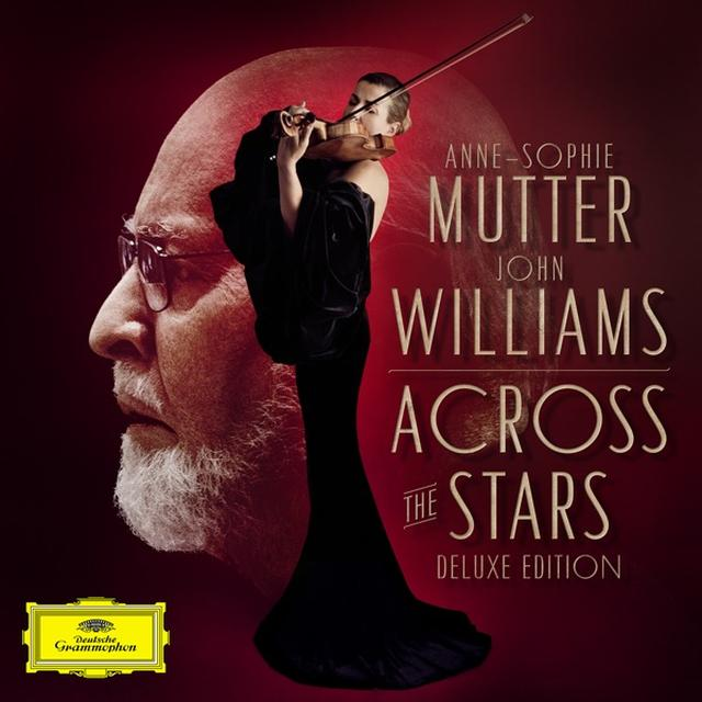 画像: Across The Stars[Deluxe Edition]/アンネ=ゾフィー・ムター, ロサンゼルス・レコーディング・アーツ・オーケストラ, ジョン・ウィリアムズ