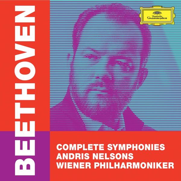画像: Beethoven: Complete Symphonies/ウィーン・フィルハーモニー管弦楽団, アンドリス・ネルソンス