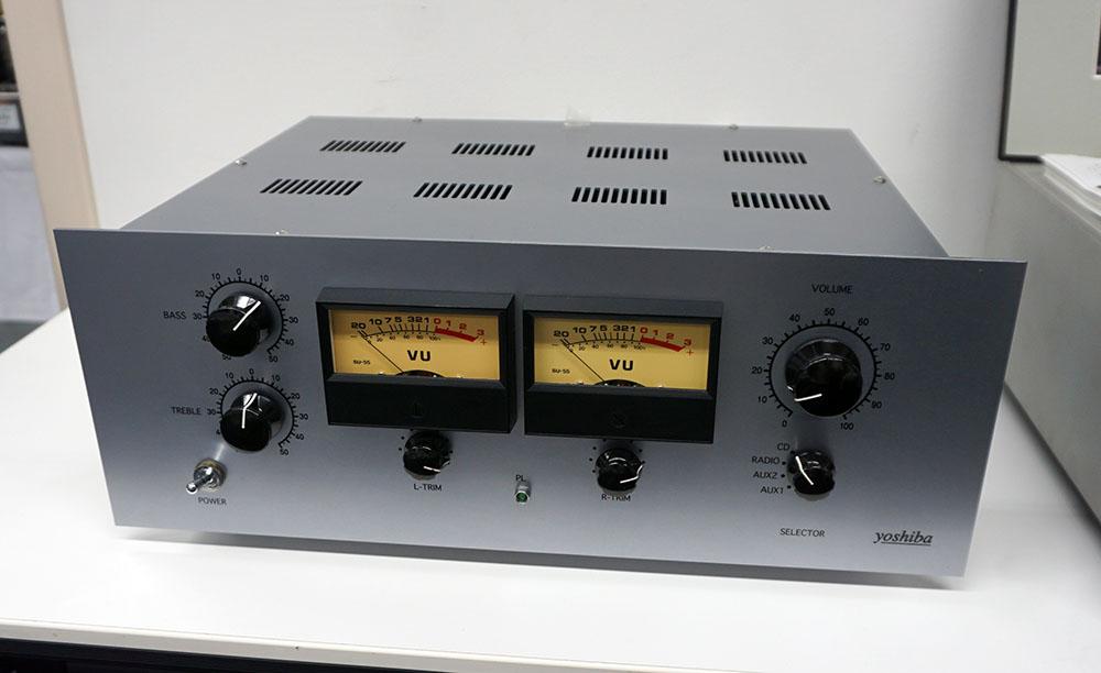画像: 受注生産のプリアンプ「YP-999」