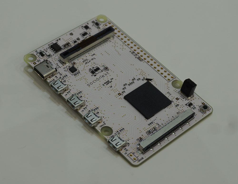画像: IoT向けHDMI開発キット「cecTalker」
