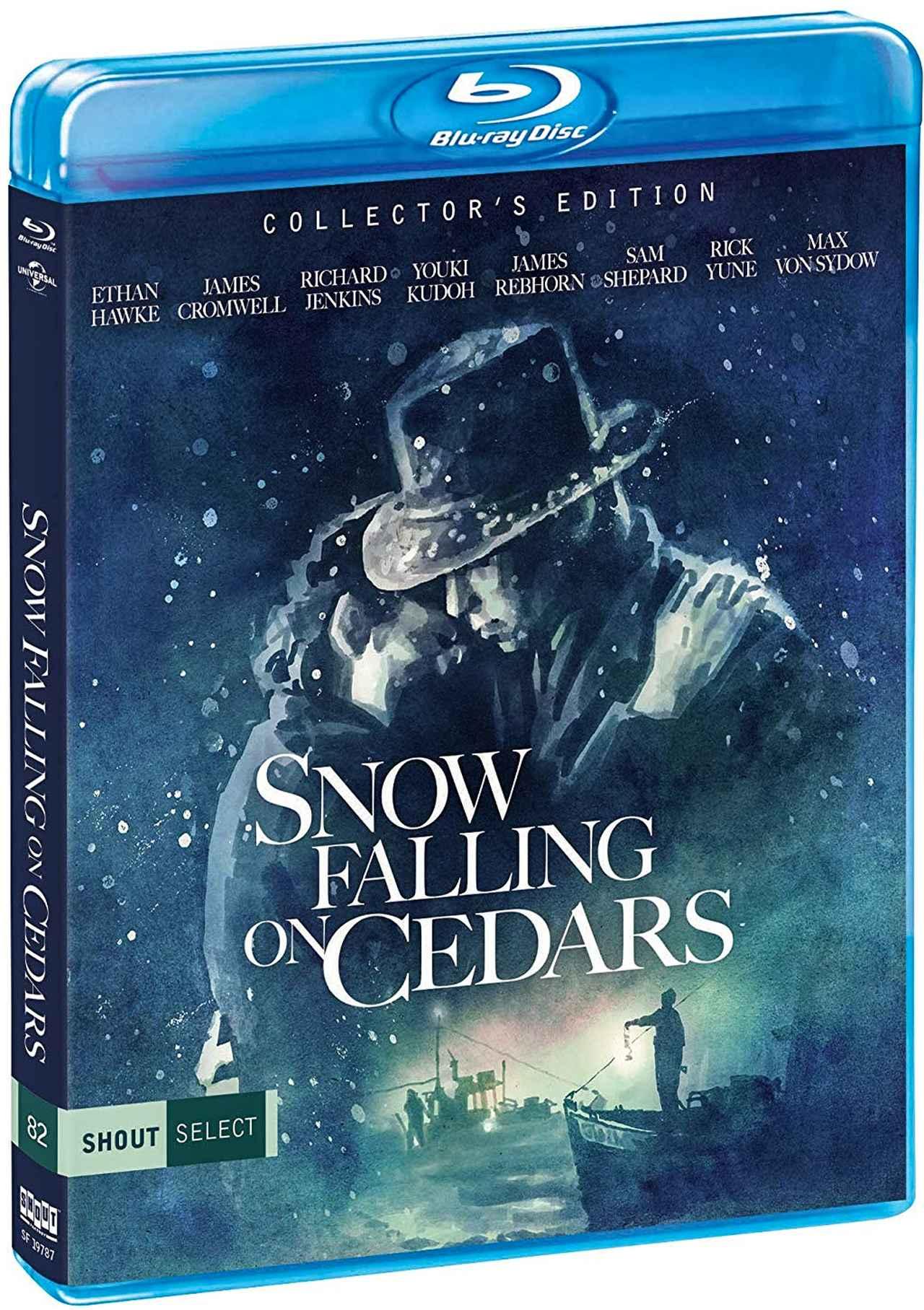 画像2: 4Kリマスターで蘇る圧巻銀残し映画『ヒマラヤ杉に降る雪』【海外盤Blu-ray発売情報】