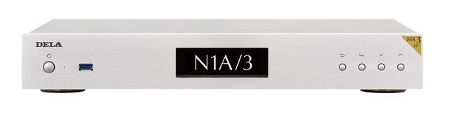 画像1: DELA、ハイレゾ対応デジタルミュージック・ライブラリー「N1/3」シリーズ、ネットワークスイッチ「S100」を発表。SSDモデル「N1Z/3-S40」では4TB SSDを搭載し、ブラック仕様もラインナップ