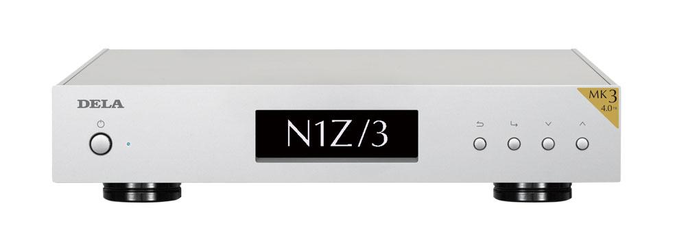画像2: DELA、ハイレゾ対応デジタルミュージック・ライブラリー「N1/3」シリーズ、ネットワークスイッチ「S100」を発表。SSDモデル「N1Z/3-S40」では4TB SSDを搭載し、ブラック仕様もラインナップ