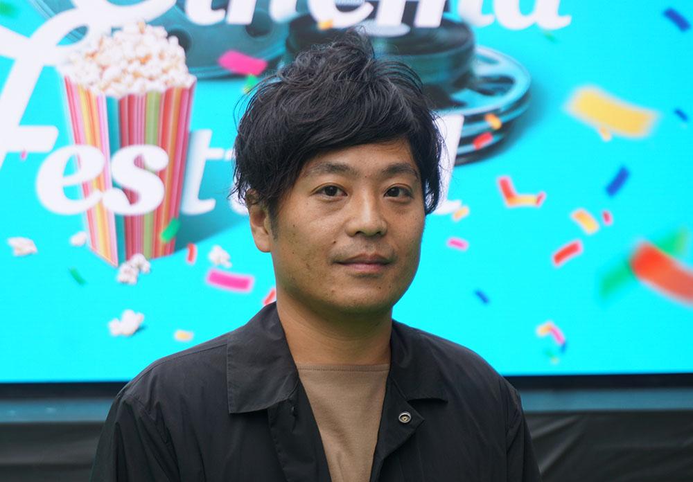画像: ソニーPCL株式会社 クリエイティブ部門ビジュアルクリエイターの宇城秀紀氏